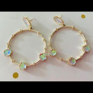 Kendra Scott Sheila Colorbar earrings